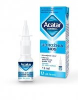 Acatar Control (Acatar), aerozol do nosa, 0,5mg, 15ml