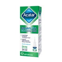 Acatar HydroCare (Fast), spray do nosa, 20ml