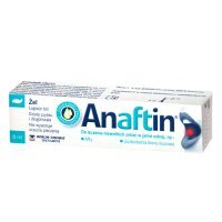 Anaftin, Gel na afty, 8ml