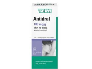 Antidral, płyn, 50ml