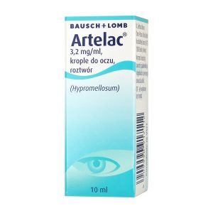 Artelac 3,2%, krople do oczu, 10ml