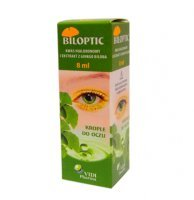 Biloptic, krople do oczu, 8ml