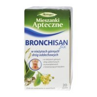 Bronchisan (Bronchial), fix, 20szt
