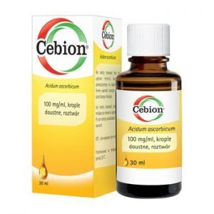 Cebion, krople, 30ml