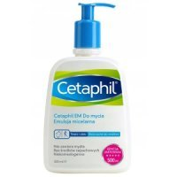 CETAPHIL EM, emulsja micelarna do mycia, 500ml
