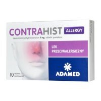 Contrahist Allergy, 5mg, 10 tabletek