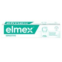 Elmex Sensitive Plus (zielona) * 75 ml