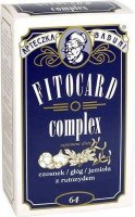Fitocard complex kaps. 64 kaps.