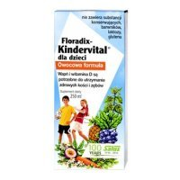 FLORADIX KINDERVITAL tonikb/alkh 250ml