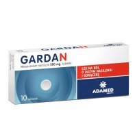 Gardan 500 mg, 10 tabletek (Re-Algin)