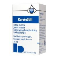 KeratoStill krop.do oczu 10 ml