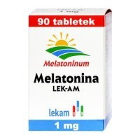 Melatonina tabl. 1mg * 90 tabl.!!!!!!!
