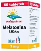 Melatonina tabl. 3 mg * 60 tabl.!!!!!!!!