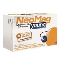 NeoMag Young, tabletki, 30szt