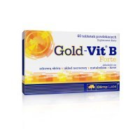 OLIMP, Gold Vit B Forte, 60 tabletek