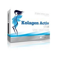 OLIMP, KOLAGEN Activ Plus, 80 tabletek