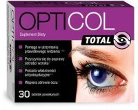 Opticol Total tabl.powl. 30 tabl.