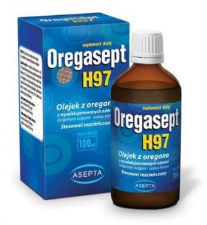 Oregasept H97 Olejek z oregano 100 ml