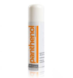 PANTHENOL, Pianka 5%, 150ml