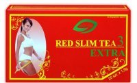 Red Slim Tea 3 Extra, herbatka, fix, 20 saszetek