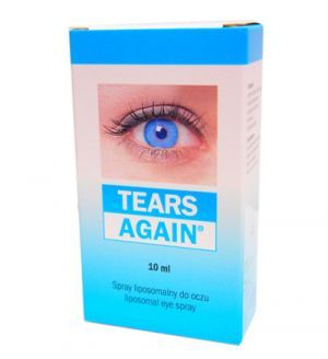 Tears Again Lipidy z wit.A i E spray 10ml