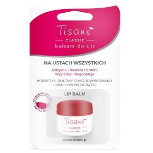 Tisane balsam do ust 4,7g (kartonik)